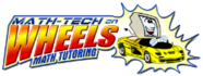 Math Tech On Wheels Logo